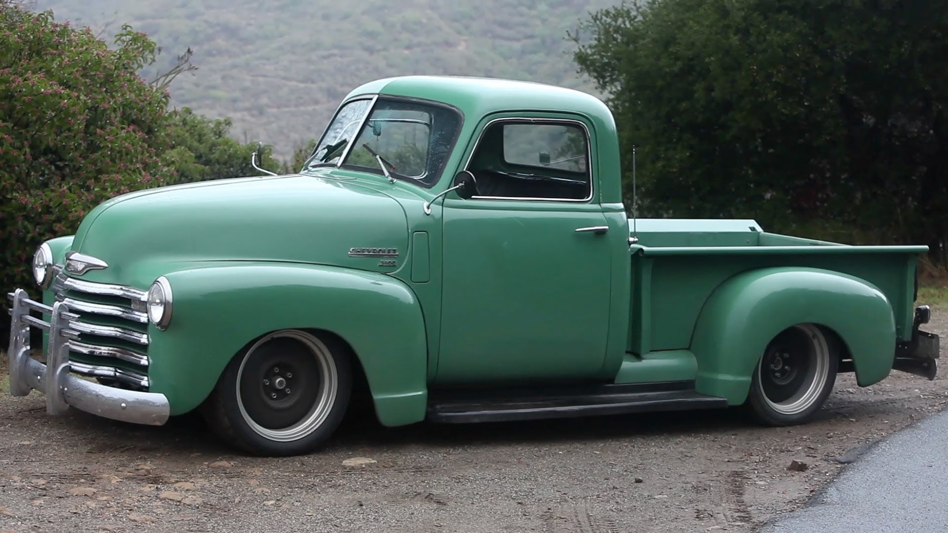 This 1950 Chevy Pickup isn't your grandpa's farm truck1950 Chevy Pickup Engine