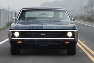 "When you think about a ""Muscle car"", you should think Impala SS. [VIDEO]"