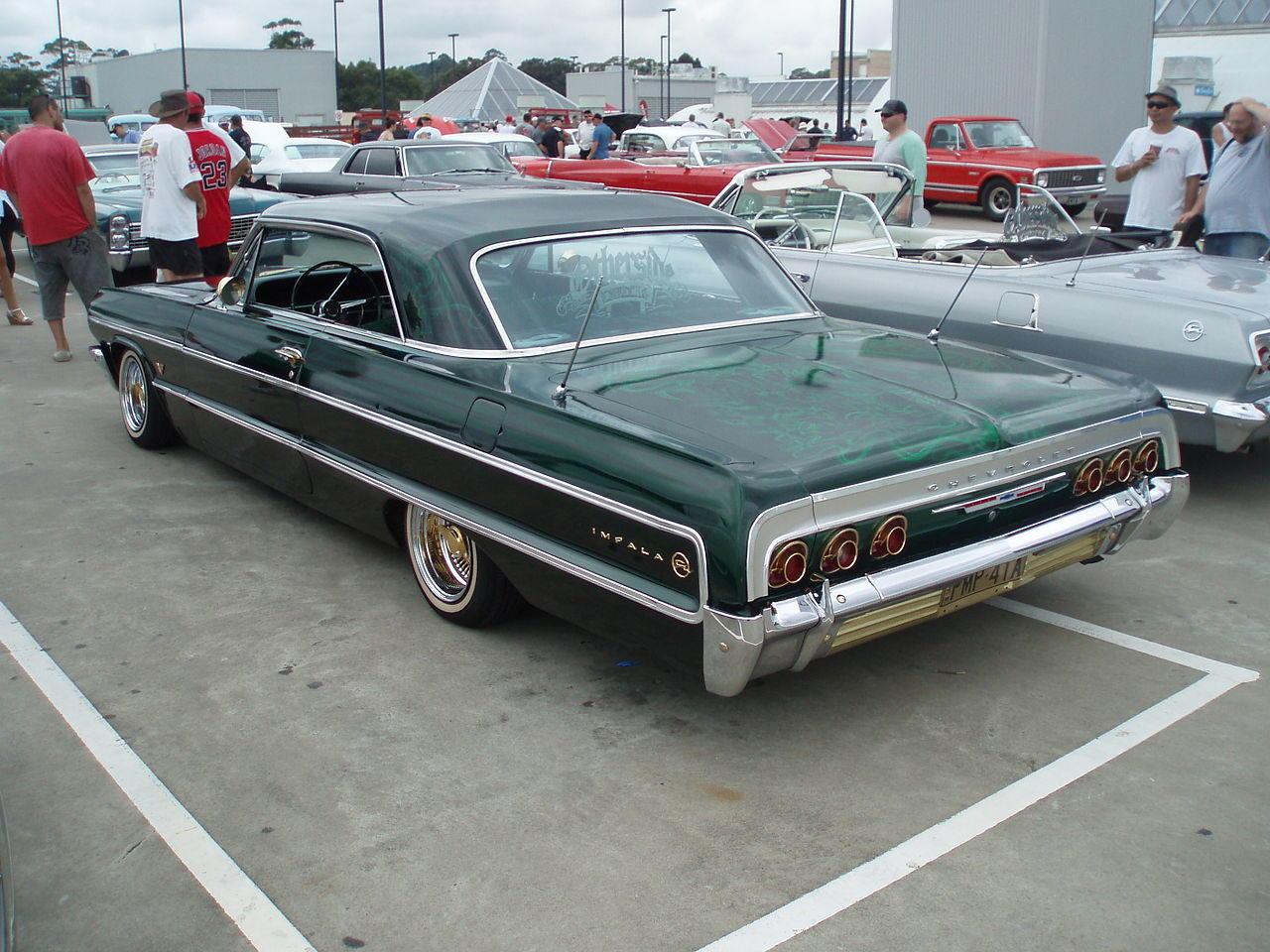 1964 Chevy Impala Lowrider [1280 x 960]
