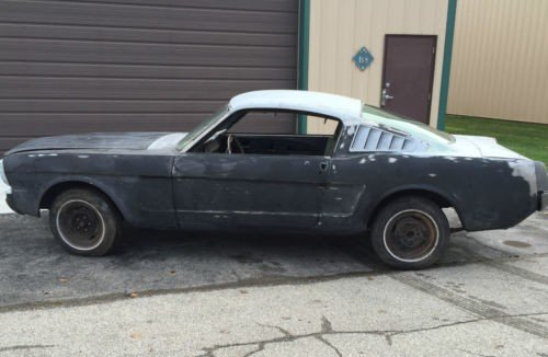Affordable 1965 Ford Mustang Fastback Project – $12K [De Pere, Wisconsin]