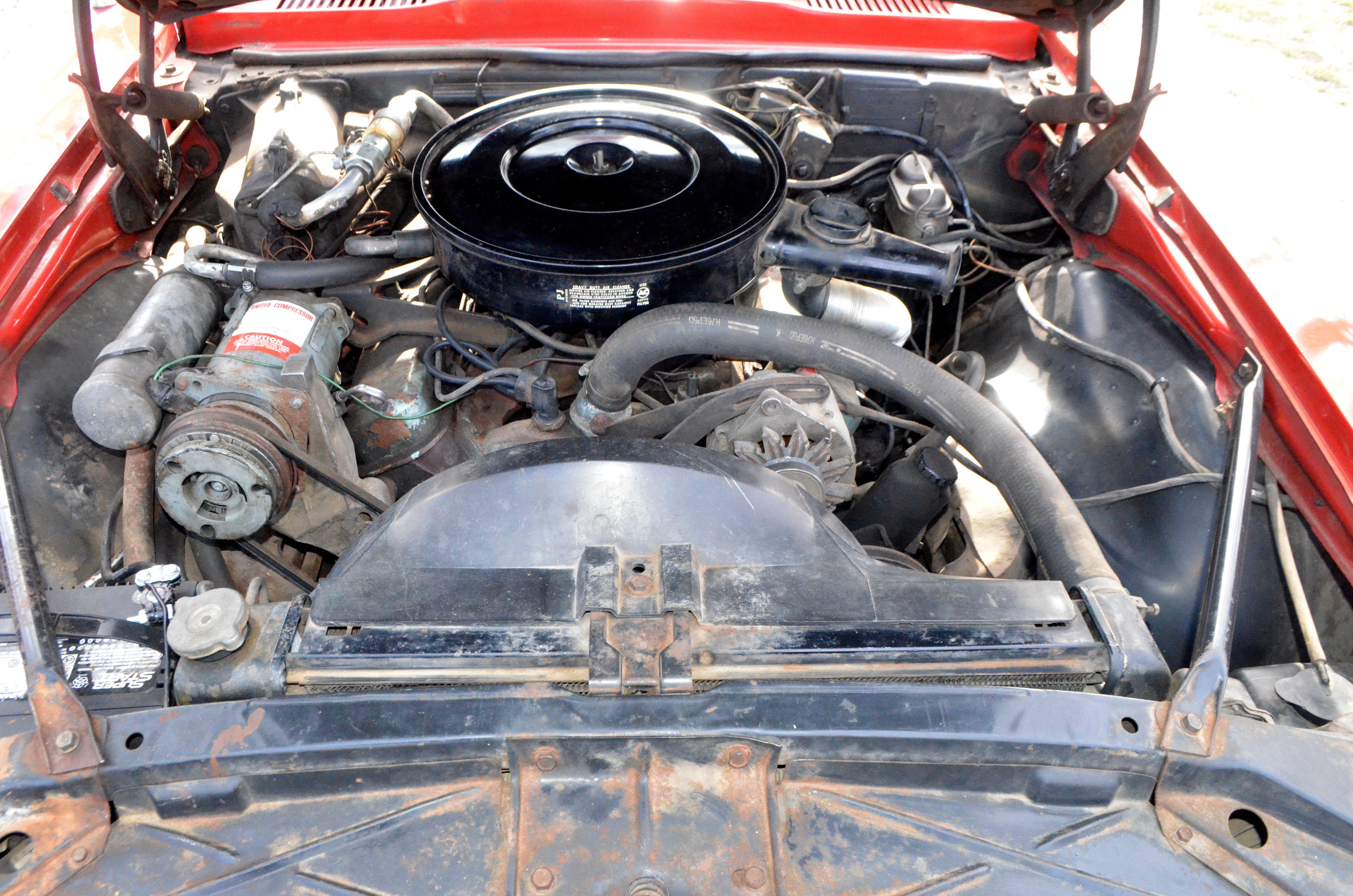 Jolene Firebird Engine
