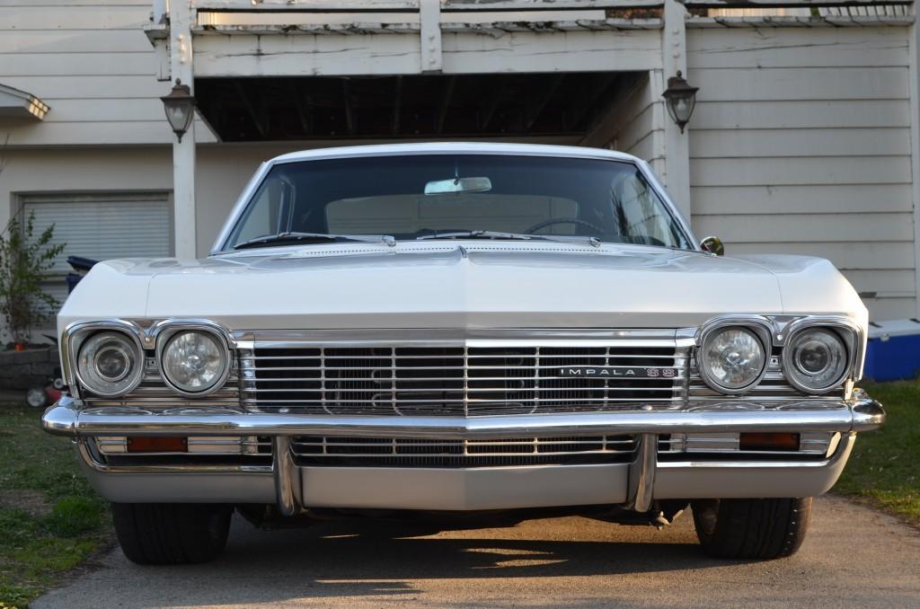 1965 Impala Ls Swap Update