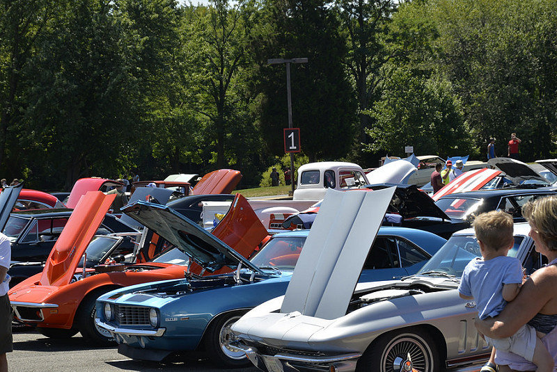 How To Get Noticed At Your Next Car Show