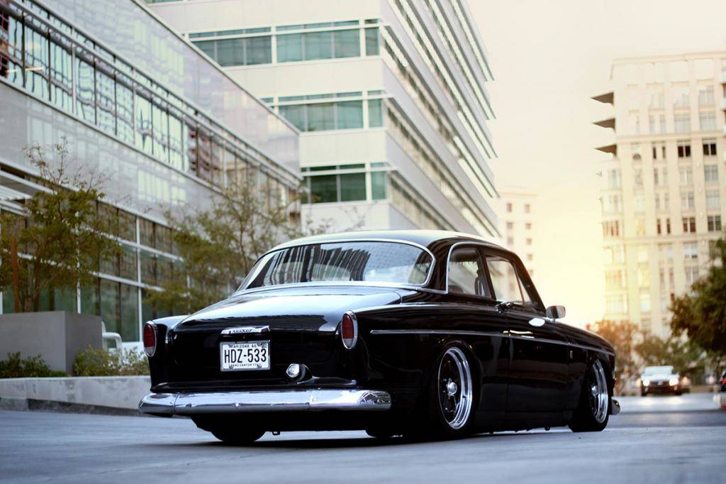 Pro Touring Volvo Amazon looks fantastic