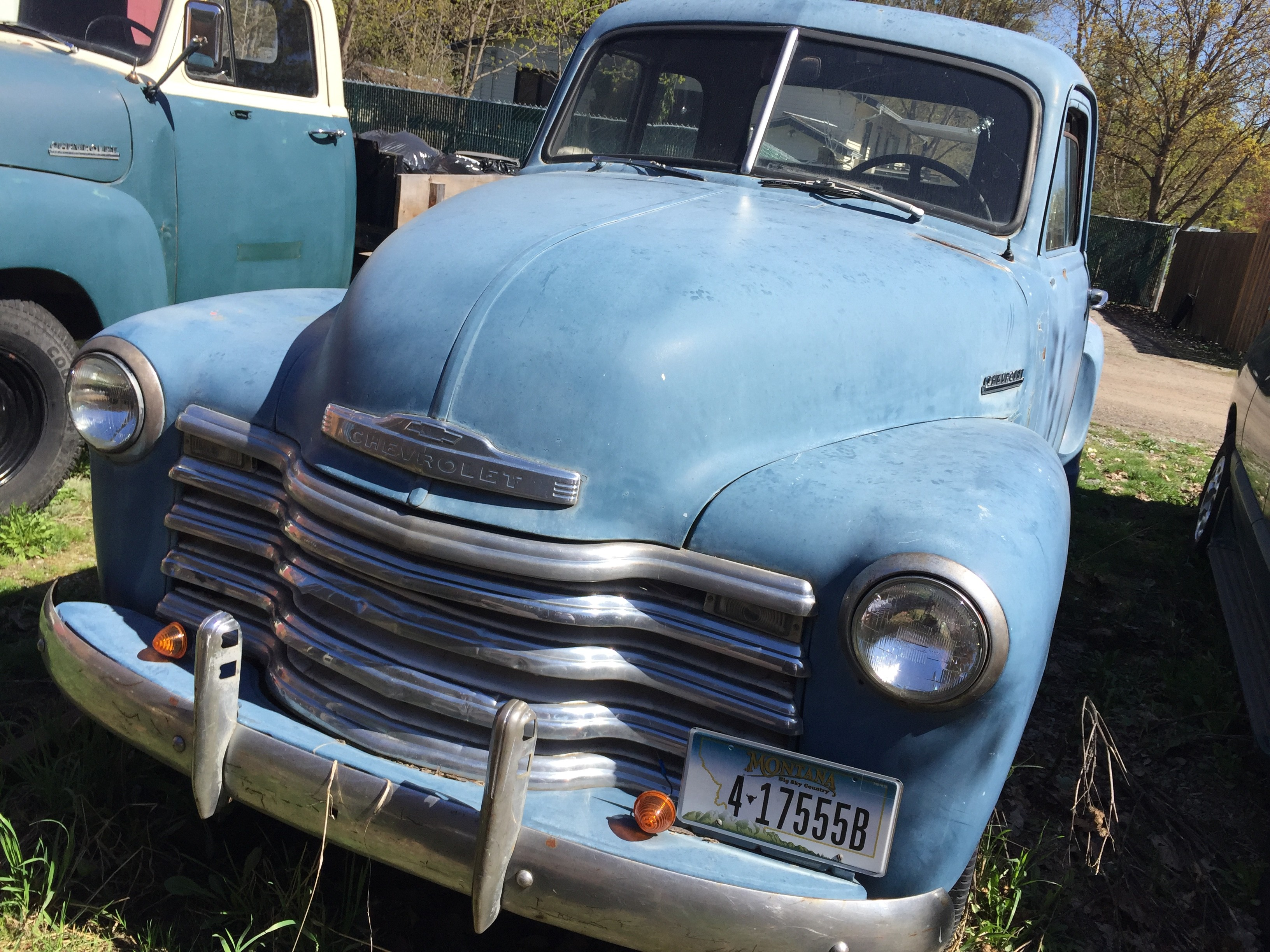 '53 Chevy Truck Grille