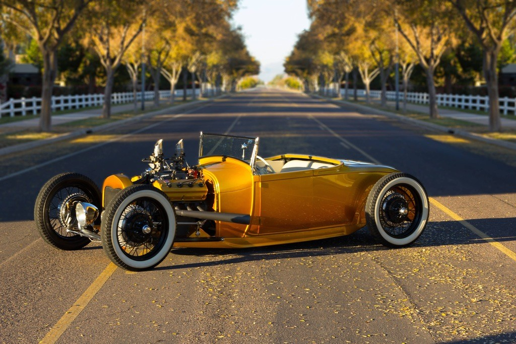 '28 Hemi Powered Ford Roadster