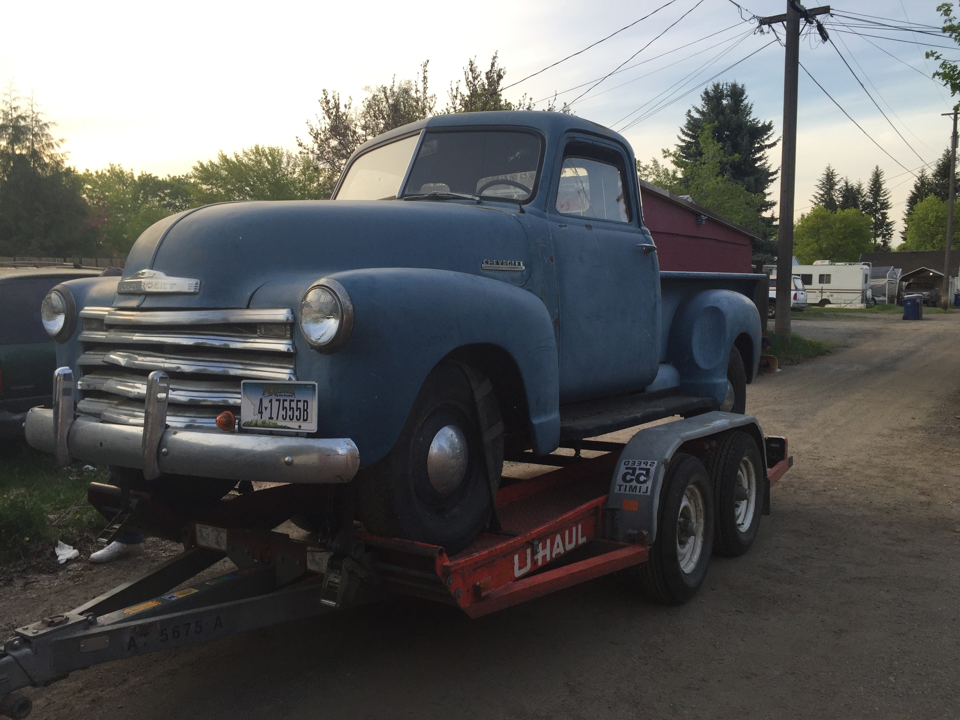 project rascal 3100 chevy