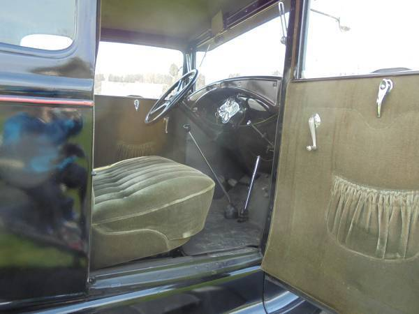 1930 Model A Ford Coupe (PA) – $25,900