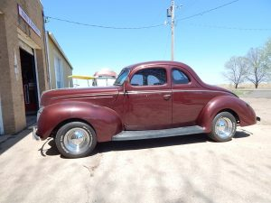 1939 Ford Coupe Deluxe (SD) – $ 25,000