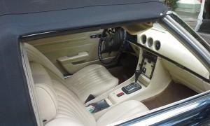 1972 Mercedes Benz 350 SL (NC) – $22,000