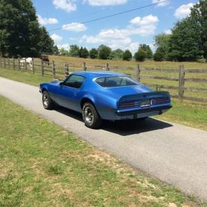 1974 Pontiac Firebird (GA) – $26,900
