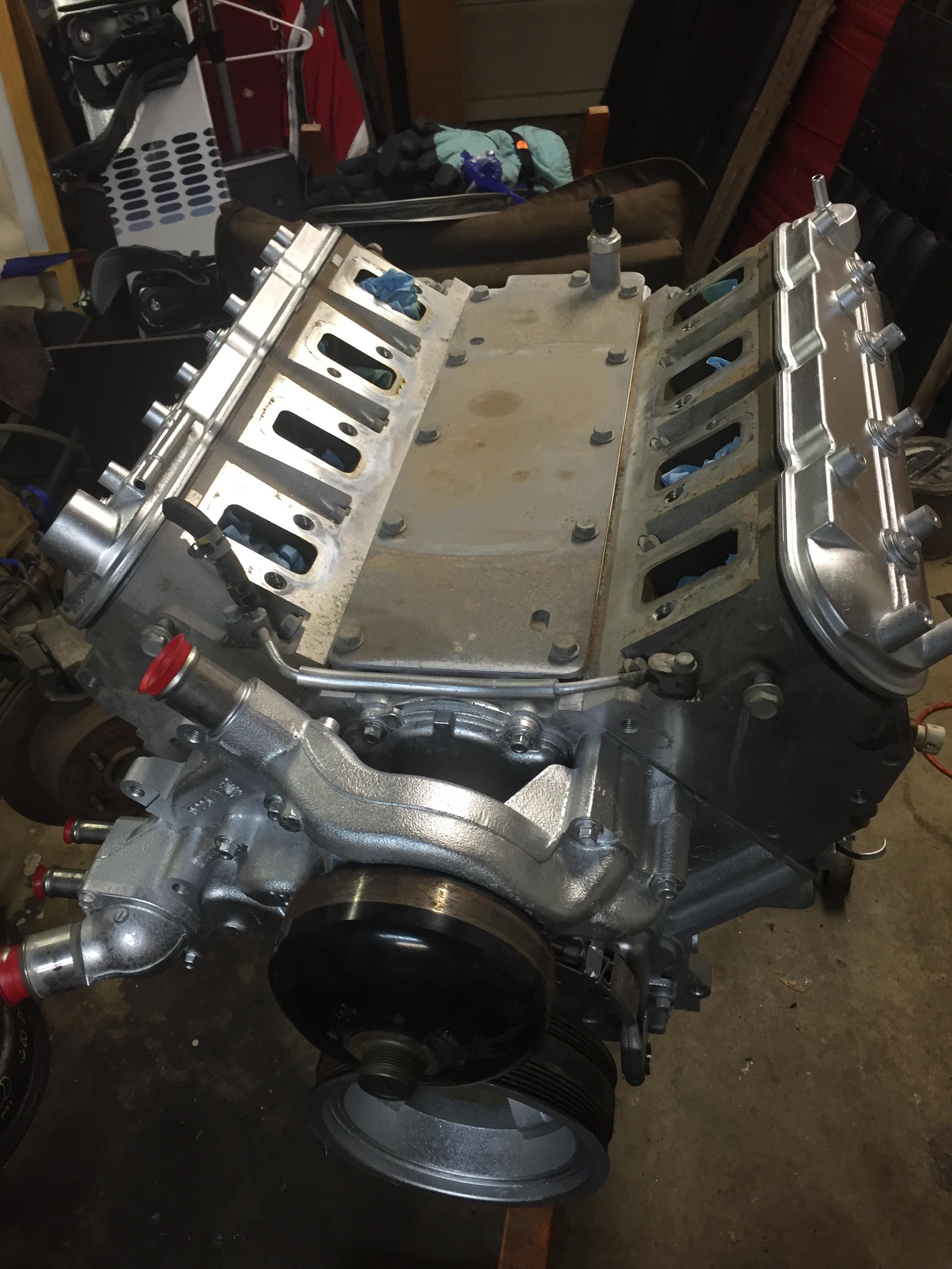 L96 - LS Swap Chevy 3100