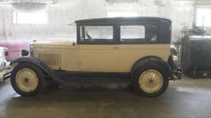 1928 Chevrolet Tudor Sedan (MN) – $9,800