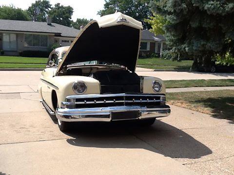 1956 Lincoln Premier (CANADA) – $16,500
