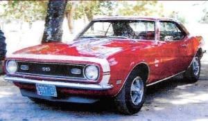 1968 Camaro SS (OR) – $53,900