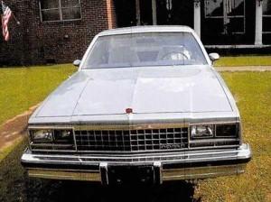 1984 Chevy El Camino (FL) – $15,900