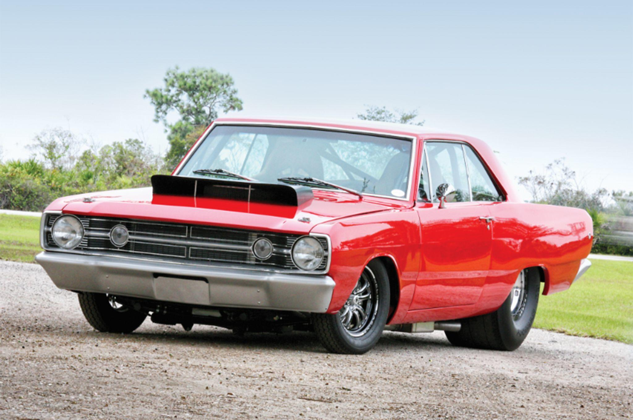 1968 Dodge Dart Muscle Car