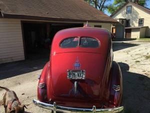 1940 Ford Street Rod Sedan (WI) – $22,500