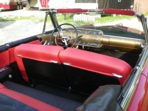 1953 Lincoln Capri Convertible (WI) – $54,500 OBO