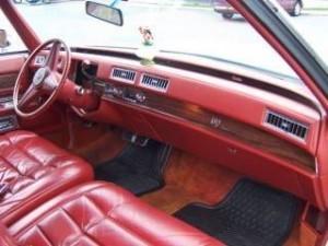 1976 Cadillac El Dorado Convertible (RI) – $18,500