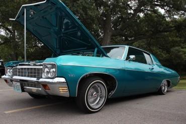 1970 Chevy Impala lowrider
