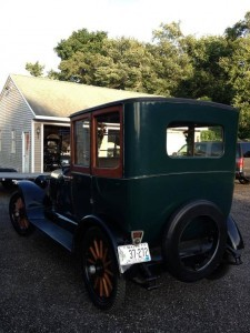 1920 Maxwell Model 93 Towncar (CT) – $23,750 OBO
