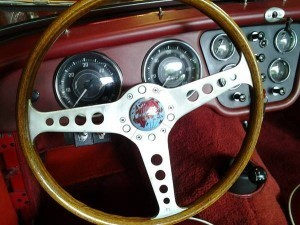 1960 Triumph TR-3A (MA) – $21,500