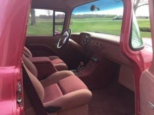 1956 Chevy 1/2 Ton Pickup (MI) – $27,500