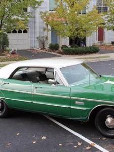 1968 Chevrolet Camaro SS Clone (NY) – $27,000