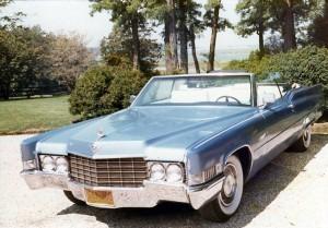 1969 Cadil Deville (MD) – $13,900