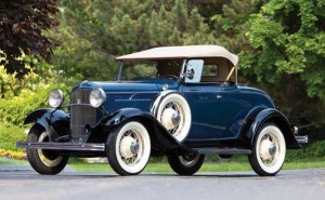 1931 Ford Model A Roadster (AR) – $23,500