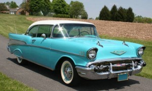 1957 Chevy Bel Air (PA) – $17,900
