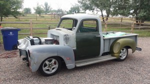 1954 Chevy 1st Series Pick up