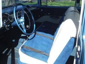 1957 Chevrolet Sedan Delivery (OH) – $18,900