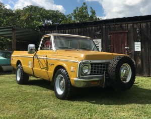 1971 Chevrolet Camper Special Edition