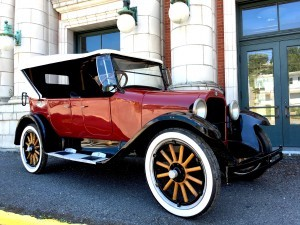 1923 Dodge Brothers Touring Convertible