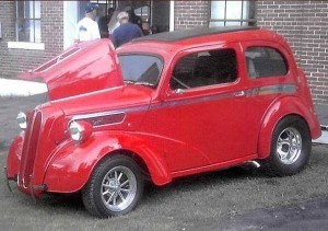 1948 Ford Anglia Coupe (PA) – $72,900