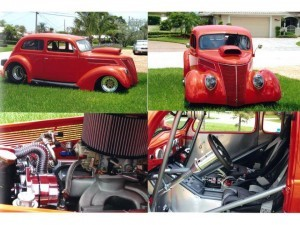 1937 Ford Coupe (FL) – $95,000
