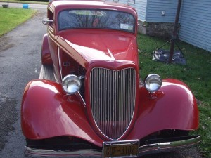 1934 Ford 3 Window Coupe (NY) – $27,500