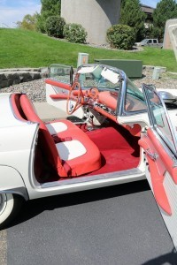 1956 Ford Thunderbird (MT) – $30,900