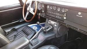 1969 Jaguar E Type (MI) -$69,500