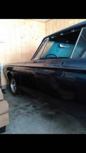 1965 Plymouth Belvedere (Project Car)