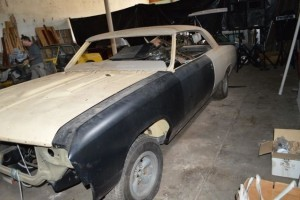 1967 Chevelle SS (Project)