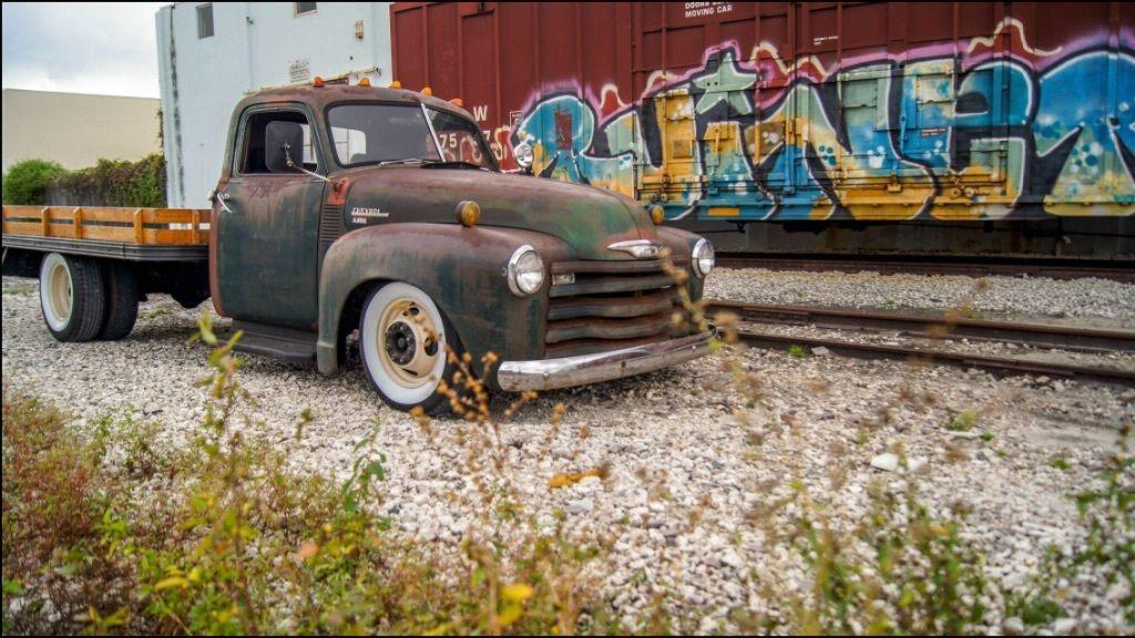 S L further Screen Shot At Pm together with Maxresdefault moreover Img Chassisfinalcropped further Bdodge Bpanel F. on 1950 chevy truck rat rod