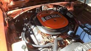 1968 Mercury Cougar (CA) – $9,900