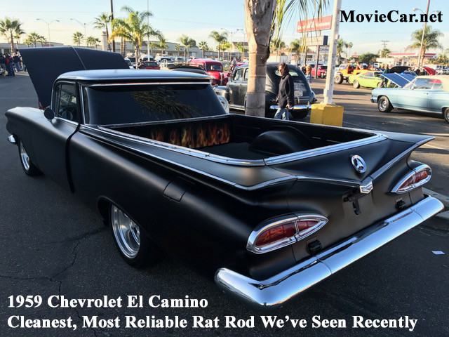 1959 Chevrolet El Camino – Rat Rod / Resto-Mod / Clean and Complete