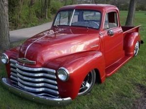 1953 Chevrolet 3600 (TX) – $18,500
