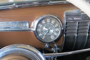 1958 Lincoln Premiere (CT) – $42,500