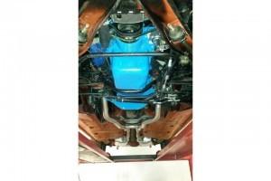 1955 Jaguar XK140 MC Coupe (ID) – $89,995