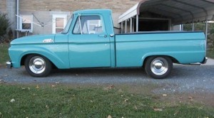 1964 Ford F-100 (NC) – $17,500